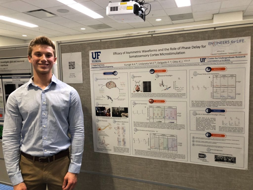 Engineering Research Day here at UF